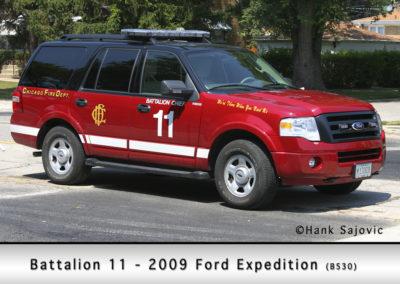 Chicago FD Battalion 11