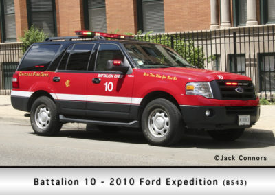 Chicago FD Battalion 10