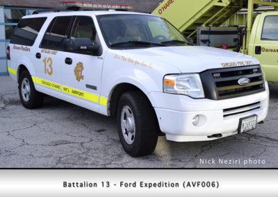 Chicago FD Battalion 13