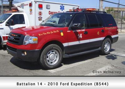Chicago FD Battalion 14