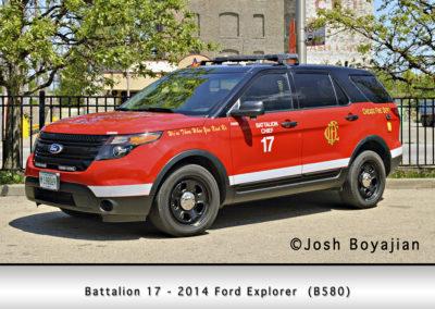 Chicago FD Battalion 17