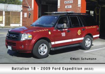 Chicago FD Battalion 18
