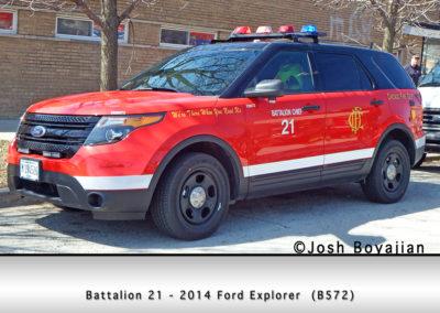 Chicago FD Battalion 21