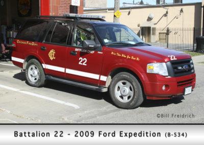 Chicago FD Battalion 22