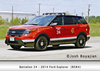 Chicago FD Battalion 24