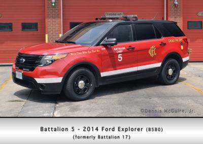 Chicago FD Battalion 5