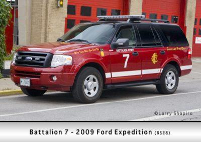Chicago FD Battalion 7