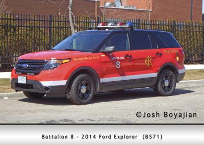 Chicago FD Battalion 8
