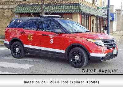 Chicago FD Battalion 9