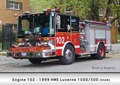 Chicago FD Engine 102