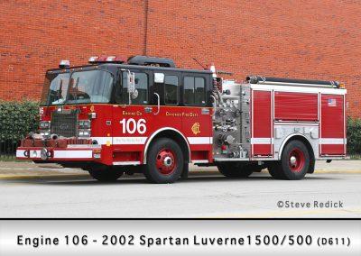 Chicago FD Engine 106