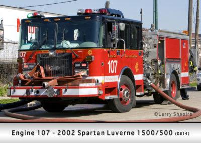 Chicago FD Engine 107