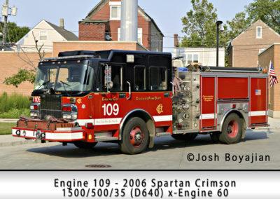 Chicago FD Engine 109