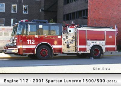 Chicago FD Engine 112