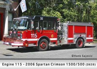 Chicago FD Engine 115
