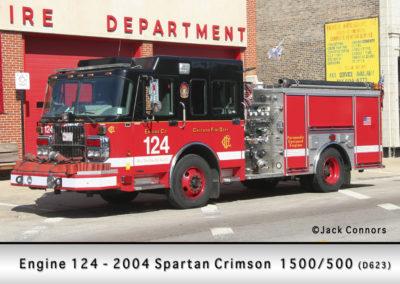 Chicago FD Engine 124