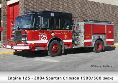 Chicago FD Engine 125