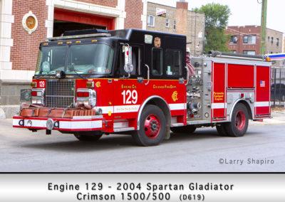 Chicago FD Engine 129