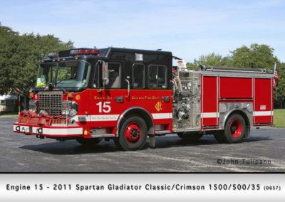 Chicago FD Engine 15