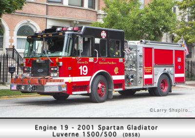 Chicago FD Engine 19