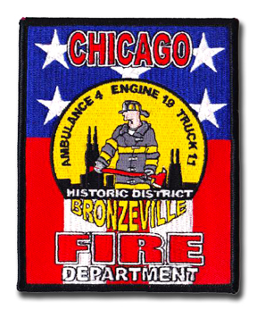 Chicago FD Engine 19's patch
