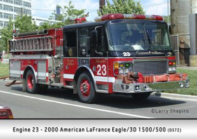 Chicago FD Engine 23