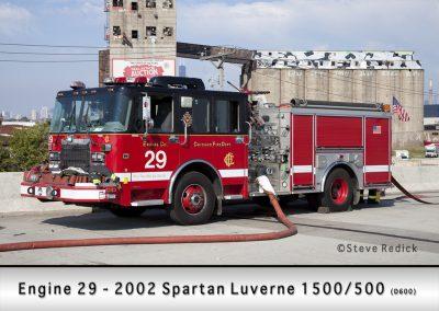 Chicago FD Engine 29