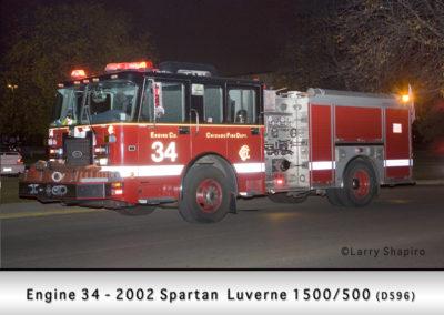 Chicago FD Engine 34