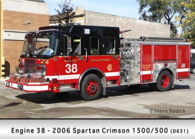 Chicago FD Engine 38