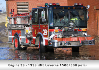 Chicago FD Engine 39