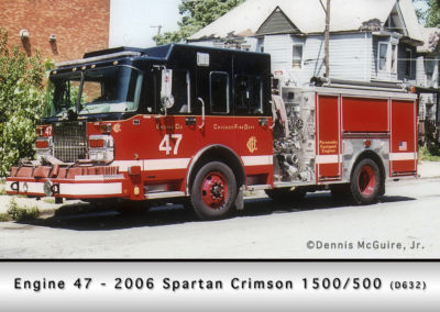 Chicago FD Engine 47