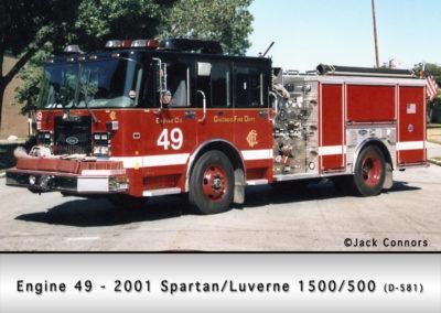 Chicago FD Engine 49