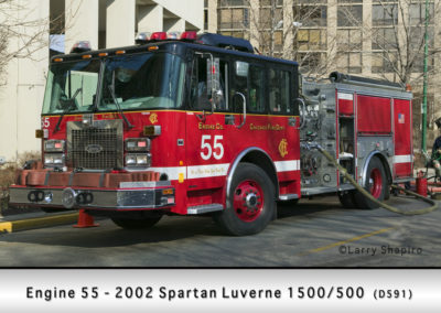 Chicago FD Engine 55