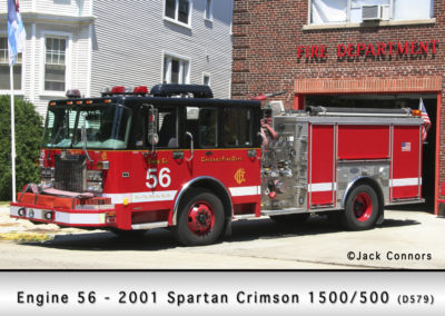 Chicago FD Engine 56