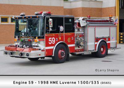 Chicago FD Engine 59