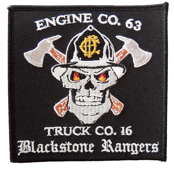 Chicago FD Engine 63 patch