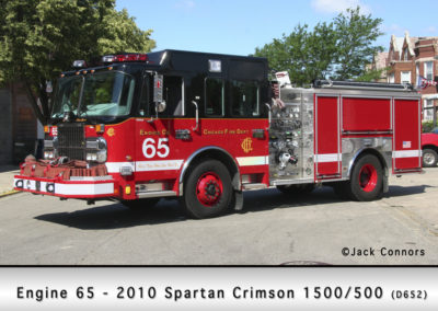 Chicago FD Engine 65