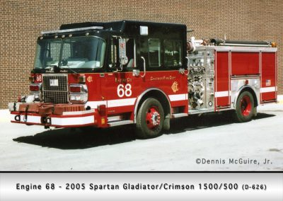 Chicago FD Engine 68