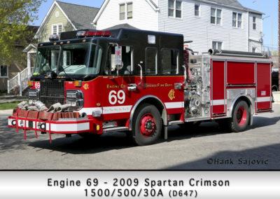 Chicago FD Engine 69