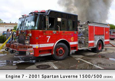 Chicago FD Engine 7