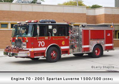Chicago FD Engine 70