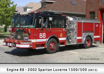 Chicago FD Engine 88