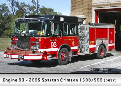Chicago FD Engine 93
