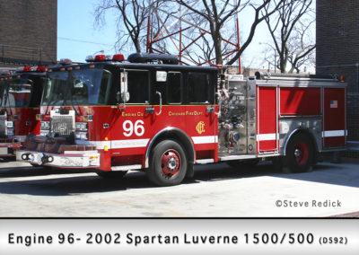 Chicago FD Engine 96