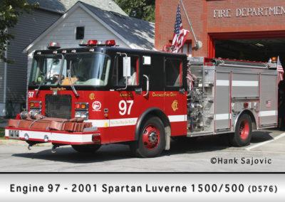Chicago FD Engine 97
