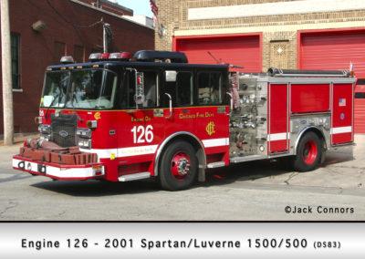 Chicago FD Engine 126