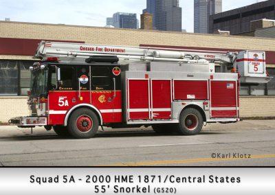 Chicago FD Squad 5A