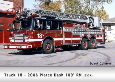Chicago FD Truck 18