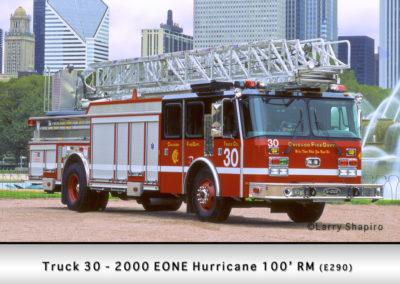 Chicago FD Truck 30