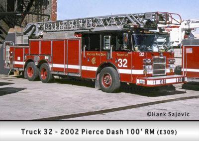 Chicago FD Truck 32